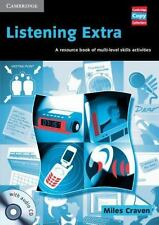 Listening Extra Book And Audio Cd Pack: A Resource Book Of Multi-Level Skills...