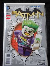 Batman #36 Variant Lego Cover NM+ (9.6)