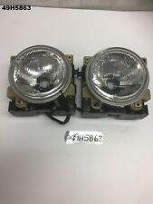 HONDA CBR 250R  MC19  88 - 89  HEADLIGHT SET  GENUINE  OEM   LOT49  49H5863