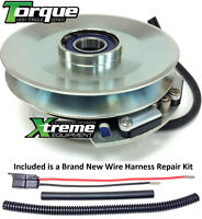 PTO Clutch For Exmark Electric 109-7035 - w/ Wire Harness Repair Kit