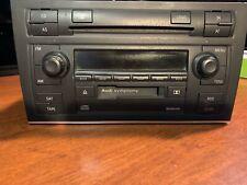 2004-2008 Audi A4 Am Fm Cd Player Radio Receiver  R8s36b12 fast free shipping