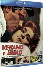 Summer and Smoke - VERANO Y HUMO (Blu ray) - Peter Glenville - Laurence Harvey