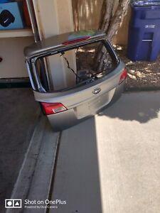 2011-2013 Subaru Outback Tailgate