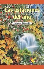Las estaciones del ano Seasons of the Year (Real Readers En Espaol) (Spanish Edi