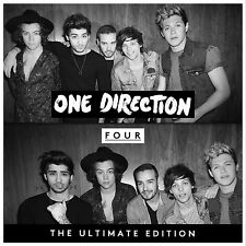 ONE DIRECTION - FOUR  (DELUXE EDITION) CD NEU