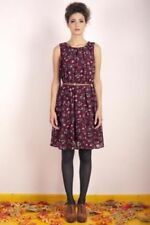 Work Regular Dresses for Women with Pleated
