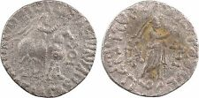 Empire Scythe, Azès II (35-5 av J-C), tétradachme, Taxila - 96