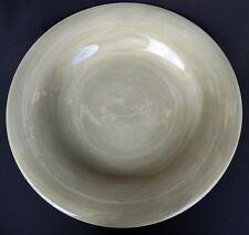 """TABLETOPS UNLIMITED ESPANA GREEN DINNER PLATE(S) 13"""""""