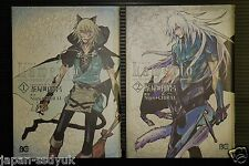 JAPAN Suguro Chachima manga: Lamento BEYOND THE VOID 1+2 set