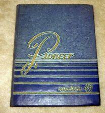 1949 John Brown University The Pioneer Yearbook