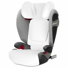 Cybex Pallas S-Fix/Solution S-Fix Summer Cover - White
