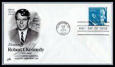 US FDC  # 1770 15c Robert F. Kennedy  ArtCraft  1979, 9d704