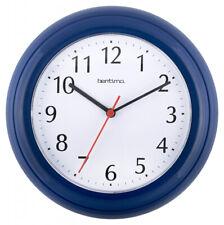 Acctim Wycombe Wall Clock Blue   *4196