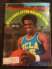 Sports Illustrated November 30 1970 Sidney Wicks UCLA Bruins