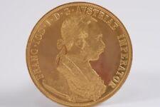 i96e01- Gold Münze, Österreich, Franz Joseph I, 4 Dukaten, 1915