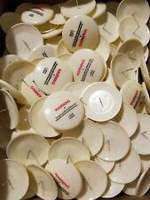 Reduced Lot Of 1000 Security Tag Rounddisc Pins Anti Theft Retailpins Only