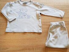 ♡Mädchen Schlafanzug Größe 74 80 Pullover Hose 2 Teile Set ♡