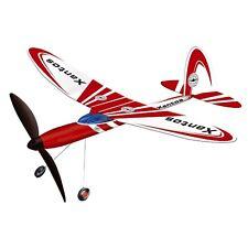 Xantos Rubber Band Plane - Guenther Flying Model Motor 1632 74 61cm Aero Power