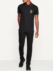 Emporio Armani J06 Slim Jeans - Black 0941 W36 x 32L BNWT