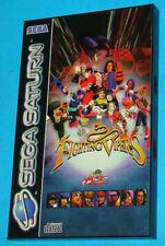Fighting Vipers - Sega Saturn - PAL