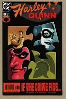 Harley Quinn #8-2001 vf/nm 9.0 Batman Terry Dodson Pete Woods