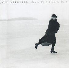 JONI MITCHELL : SONGS OF A PRAIRIE GIRL / CD