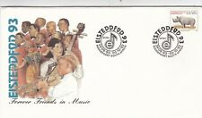 South Africa 1993 Eisteddfod 93 Congress Cover Unaddressed VGC