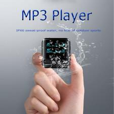 8GB IPX6 Bluetooth MP3 Player HiFi Voice Recorder FM Radio With Earphone