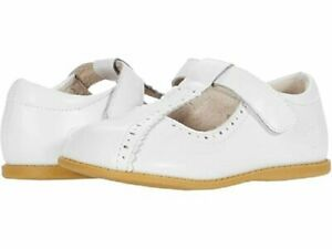 NIB LIVIE & LUCA Shoes Opry T-Strap Bright White 10 11 12 13