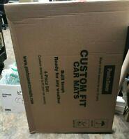 Custom Fit Car Mat 4PC 2904142 Gray PantsSaver