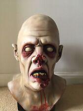 Horror Halloween Rubber Gorilla Full Overhead Latex Zombie Mask