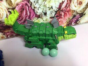 Mattel Dinotrux Garby Talking Dinosaur