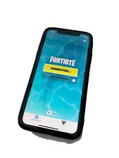 Iphone XR 64gb With Fortnite Gedownload