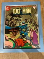 Batman Limited Collectors' Edition #C-51 (Aug 77 DC Overall Excellent Condition