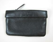 KATE SPADE BLACK PEBBLED LEATHER WESTBURY COIN PURSE