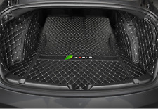 Suitable for tesla Tesla model 3 trunk mat full package modification accessories