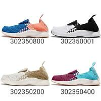 Wmns Nike Air Woven Womens Slip On Lifestyle Shoes Sneakers Pick 1