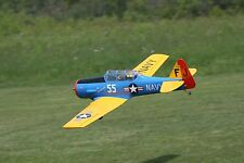 AT6 TEXAN  68 inch   Giant Scale RC AIrplane Printed Plans & Templates