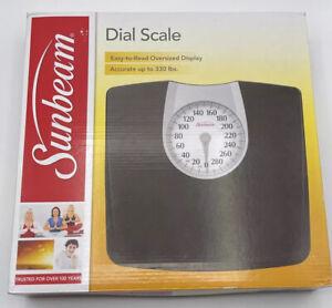 Sunbeam SAB602-05 Full View Dial Analog Scale