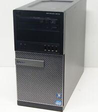 Dell OptiPlex 9010 MT i5-3570 QC @ 3.40Ghz 8GB RAM 250GB HD Win 7 Pro