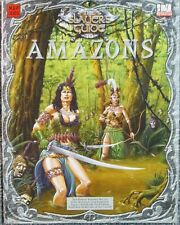 The Slayer's Guide to: Amazons RPG d20 SC Mongoose Publishing Dungeons Dragons