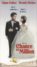 VHS:  2-VIDEO CHANCE IN A MILLION........SIMON CALLOW-BRENDA BLETHYN