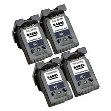 4 x PG540XL Black Ink Cartridge For Canon PIXMA MG2150 MG3150 Printer