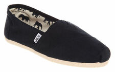 Tom's Flat (less than 0.5') Canvas Shoes for Women