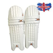 Leg guards Cricket batting legguard pads pad Mens LEFT RIGHT Light  * UK SELLER*