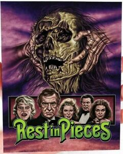 REST IN PIECES (U.S. Blu-ray, with LIMITED EDITION SLIPCOVER) Descanse en piezas
