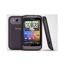 HTC Wildfire S Unlocked Smartphone - Lilac - Grade B - Warranty