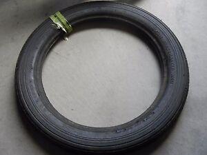 NEW NOS Vintage Avon Speedmaster Rib Tire MK II 3.50 x S 19 Made in England