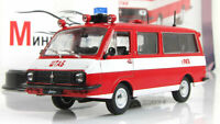 RAF 22034 AutoLegends USSR 1976. Diecast Metal model 1:43. Deagostini. NEW