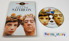 DVD Fellini - Satyricon